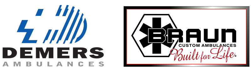 Leading Ambulance Manufacturers Demers Ambulances and Braun Industries Joining Forces