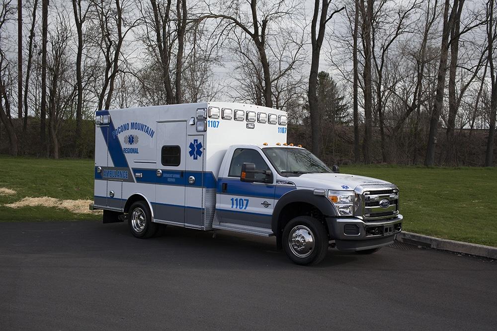 Braun Ambulances | RedSky Emergency Vehicles