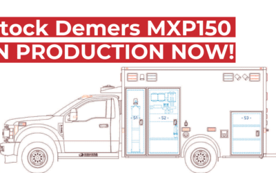 Demers MXP150 Type I - In Production
